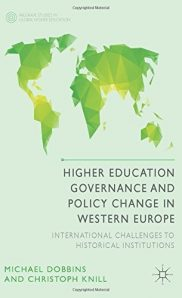 Higher Education Governance and Policy Change in Western Europe