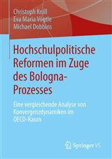 Reforms of higher education policy in the wake of the Bologna Process