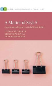Book: A matter of Style
